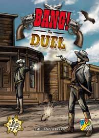 giochi in scatola 2 giocatori bang duel
