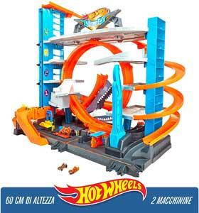 giochi in scatola hot wheels garage
